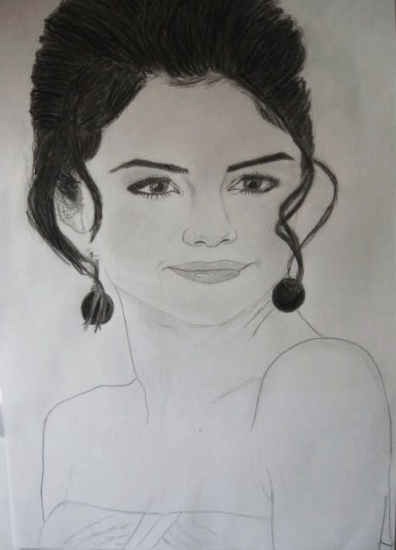 Selena Gomez by After-Death